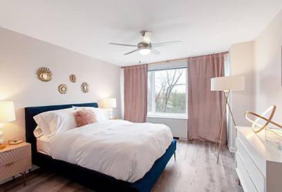 Shirlington House Bedroom