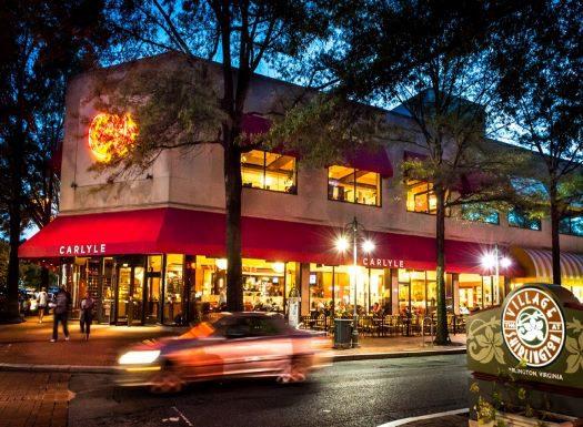 Shirlington House Carlyle Cafe